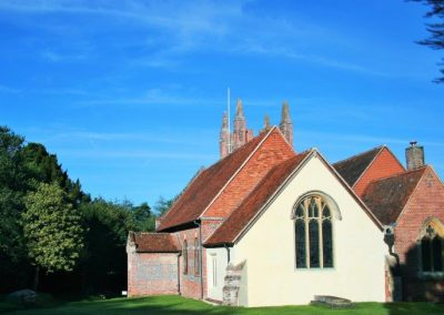 Eversley Church