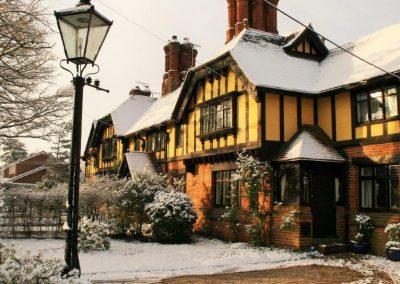 Charles Kingsleys Cottages