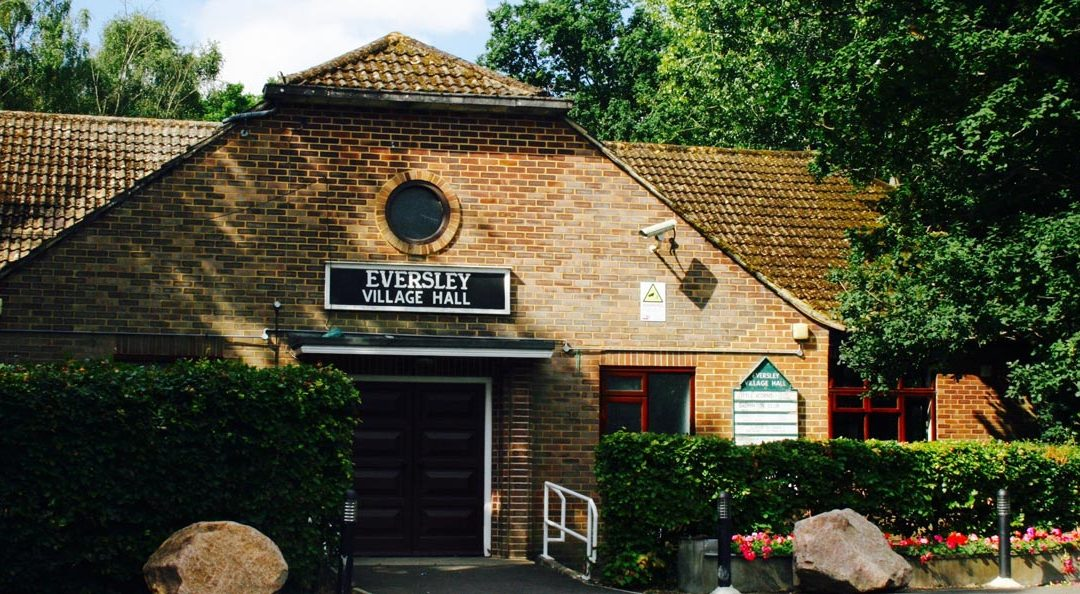 Eversley Village Hall Refurbishement Project