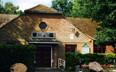 Eversley Village Hall Refurbishement Project